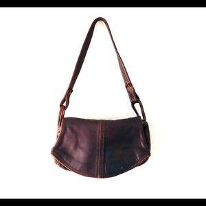 Vintage Soft Leather Bag Purse Handbag